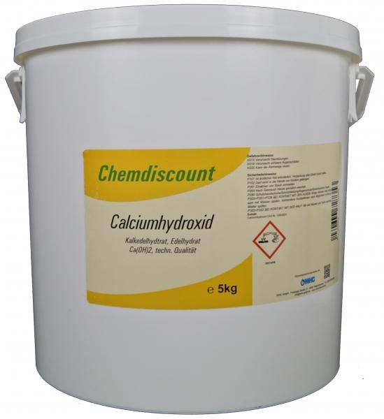 5kg Calciumhydroxid Ca(OH)2, techn