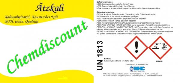 25kg Ätzkali