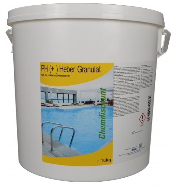 10kg pH Heber Granulat