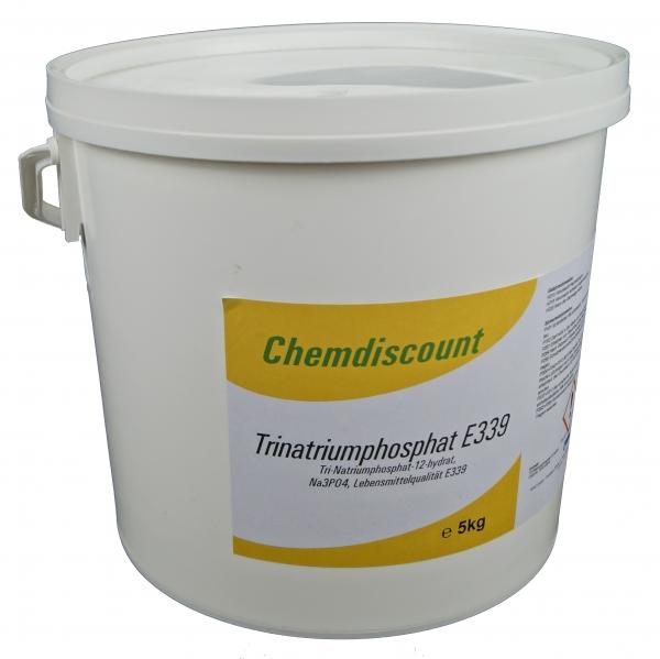 5kg Natriumphosphat (Trinatriumphosphat) in Lebensmittelqualität E339