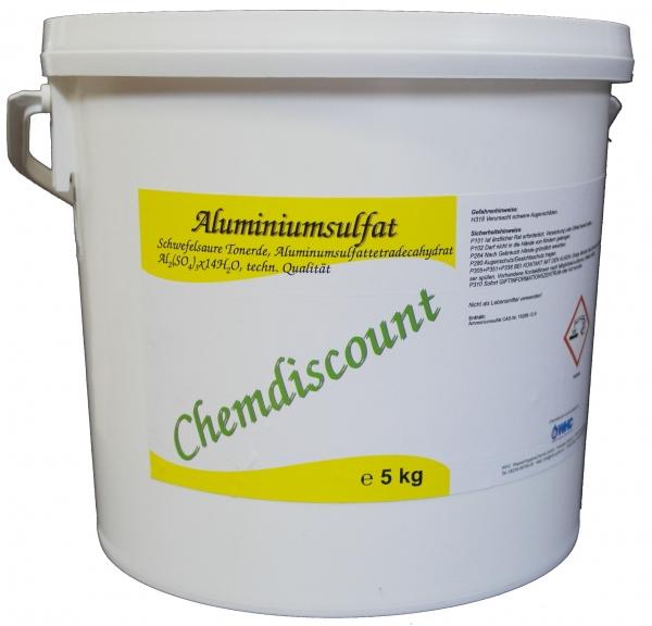 5kg Aluminiumsulfat