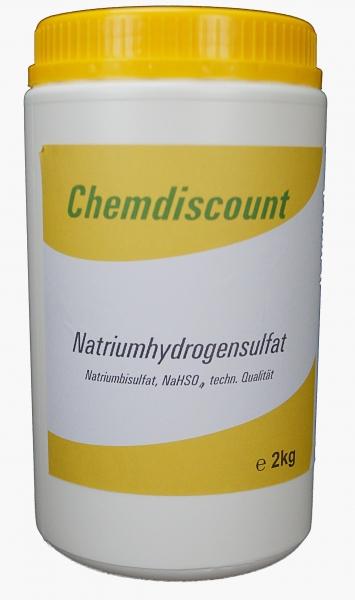 2kg Natriumbisulfat (Natriumhydrogensulfat)