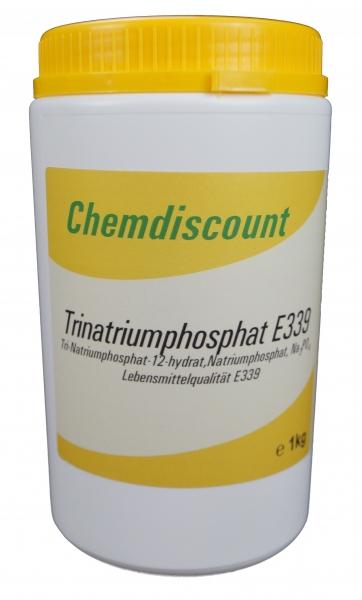 1kg Natriumphosphat (Trinatriumphosphat) Lebensmittelqualität E339