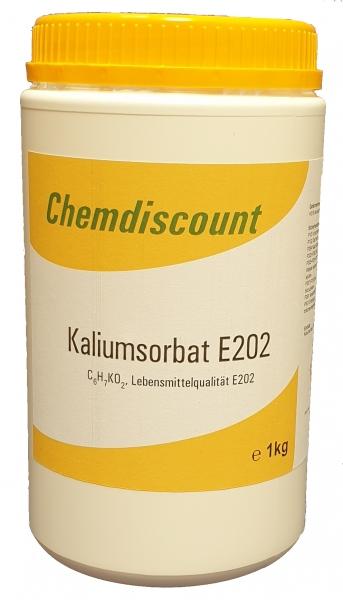 1kg Kaliumsorbat in Lebensmittelqualität E202