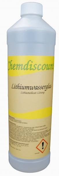 1Liter Lithiumwasserglas