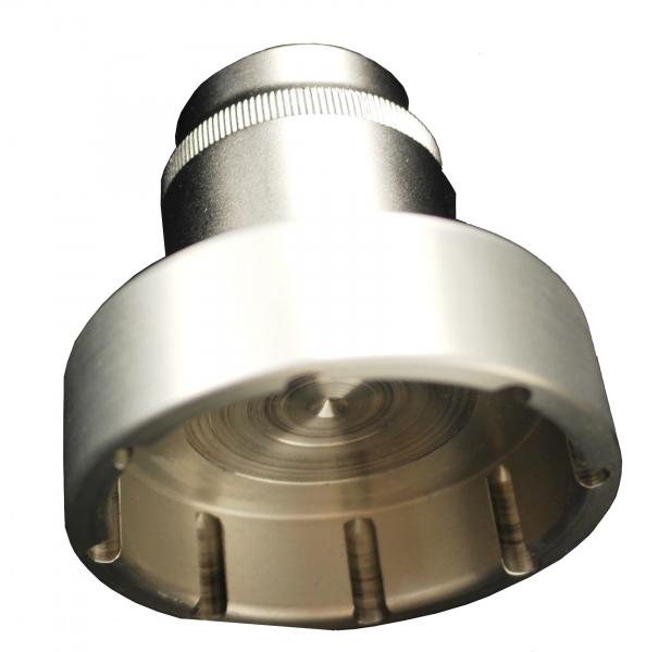Schraubkopf / Adapter für Kanisterverschlüsse DIN61 zur Drehmomentprüfung und Verschrauben