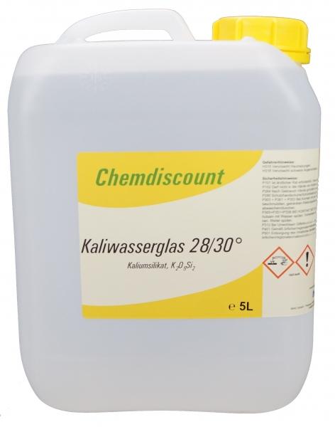 5Liter Kaliwasserglas 28/30° (ca. 7,5kg)
