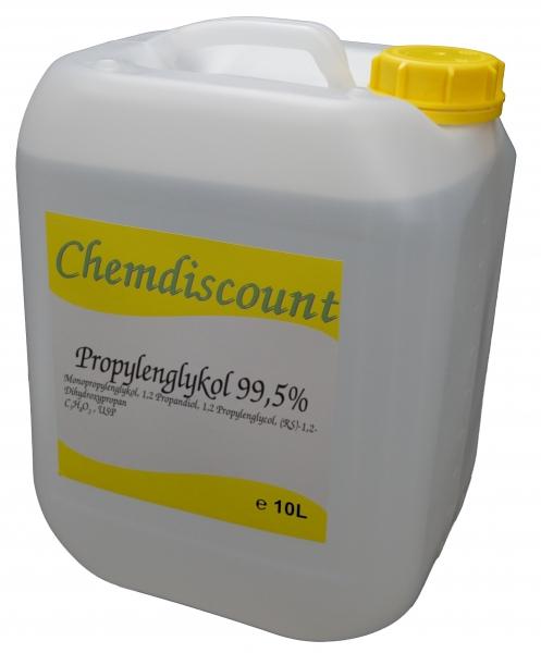 10Liter Propylenglykol, 1,2 Propandiol, Pharmaqualität USP