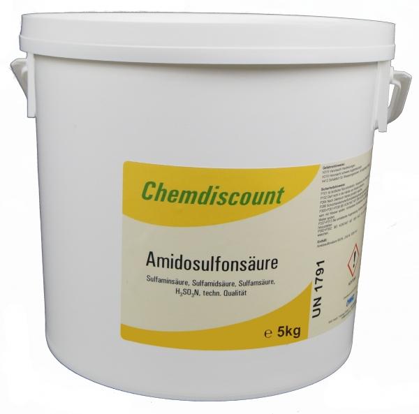 5kg Amidosulfonsäure (mind. 99,8%)