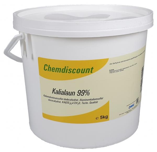 5kg Kaliumaluminiumsulfat (Kalialaun)