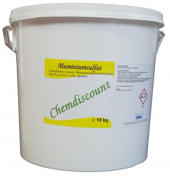 10kg (2x5kg) Aluminiumsulfat 17/18%
