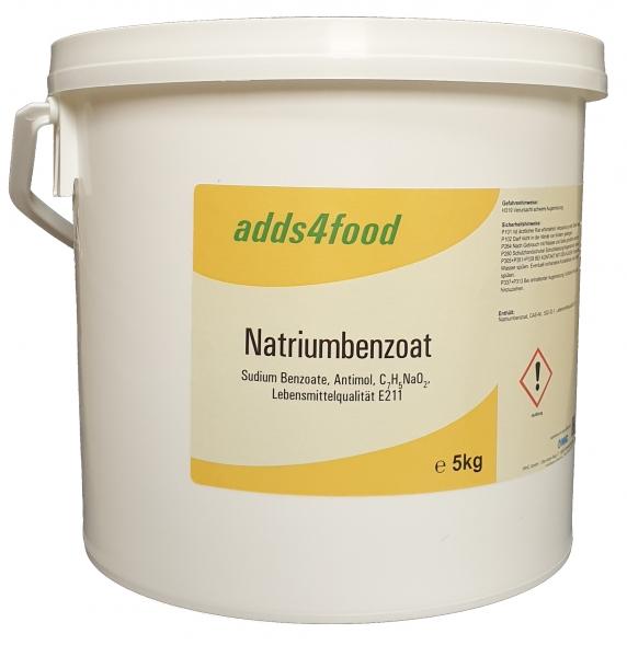 5kg Natriumbenzoat E211