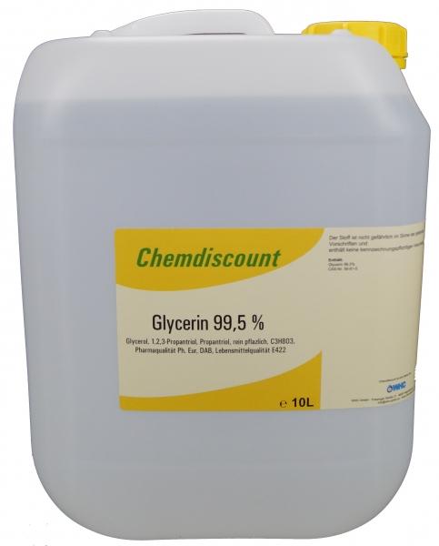 1000Liter (1250kg) Glycerin 99,5% , Lebensmittelqualität, PH. EUR