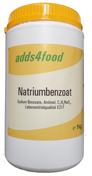 1kg Natriumbenzoat E211
