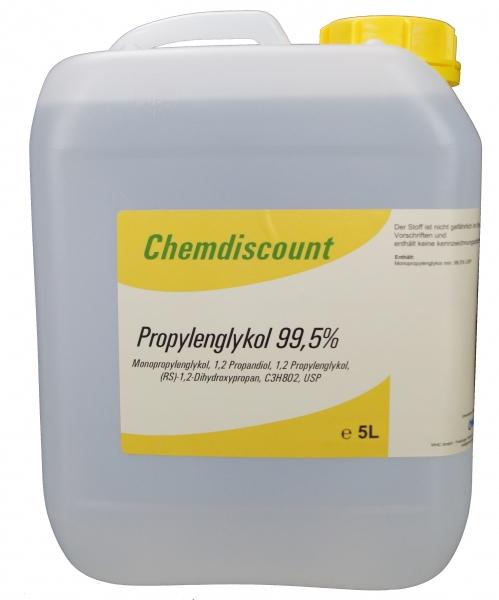 5Liter Propylenglykol 99,5% in Pharmaqualität USP